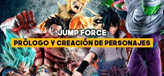 El arranque de la historia de Jump Force, juego que aúna los mejores personajes del shonen en una batalla que se libra en la tierra. La introducción, la primera parte […]